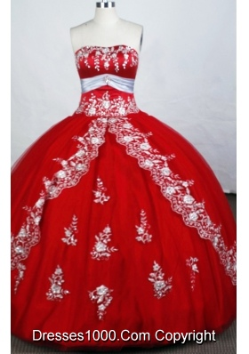 Gorgeous Ball Gown Sweetheart-neck Floor-length Beading Quinceanera Dresses