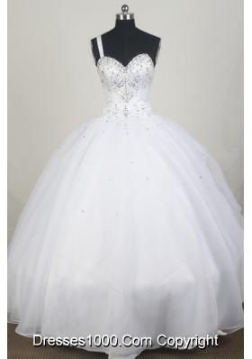 2012 Elegant Ball Gown One Shoulder Neck Floor-Length Quinceanera Dresses