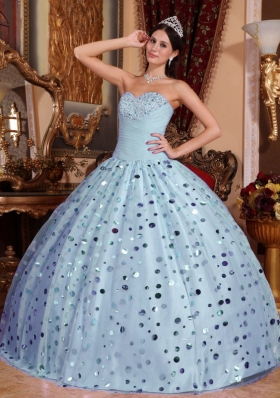The Most Popular Sweetheart Long Quinceanera Dresses for 2014