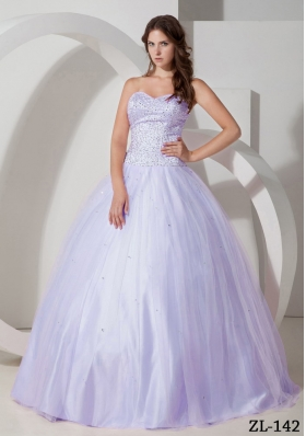 Puffy Sweetheart Beading 2014 Classical Quinceanera Dresses