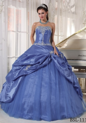 Sweet 2014 Quinceanera Dresses with Sweetheart Beading Decorate Bust