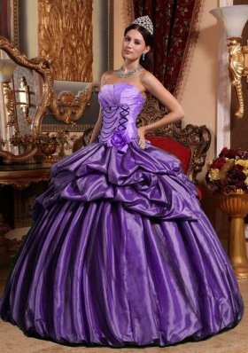 2014 Spring New Style Puffy Strapless Quinceanera Dresses