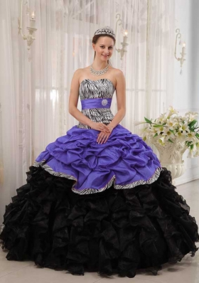Brand New Puffy 2014 Sweetheart Long Quinceanera Dresses