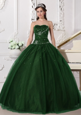 Ball Gown Sweetheart 2014 Spring Quinceanera Dresses for Military Ball