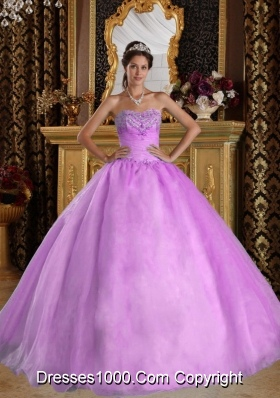 Sweetheart Beading Quinceanera Gowns with Appliquues and Ruching