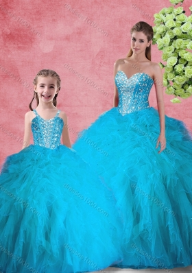 Latest Ball Gown Sweetheart Princesita With Quinceanera Dresses with Beading for Summer