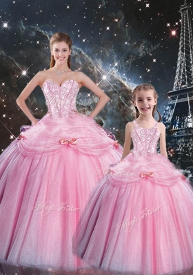 Wonderful Ball Gown Princesita With Quinceanera Dresses with Beading