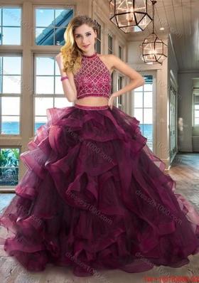 Aquamarine Sweet 16 Dress