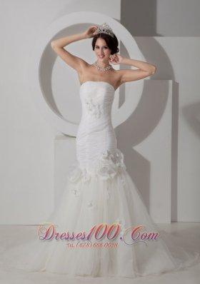 High Quality Mermaid Style Wedding Dress Beading