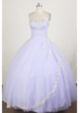 Fashionable Ball Gown Sweetheart Floor-length Quinceanera Dress