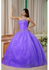 Beautiful Puffy Sweetheart for 2014 Spring Beading Quinceanera Dresses