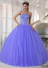 Elegant 2014 Quinceanera Dresses Sweetheart Beading Decorate Bust