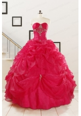 Perfect Sweetheart Quinceanera Dresses with Appliques