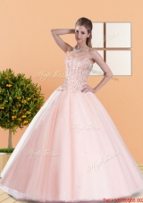Fashionable Quinceanera Dresses with Beading