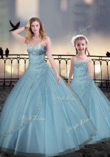 Popular 2016 Sweetheart Princesita With Quinceanera Dresses with Beading