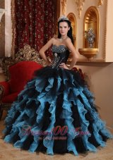 Exclusive Quinceanera Dress Sweetheart Organza Beading