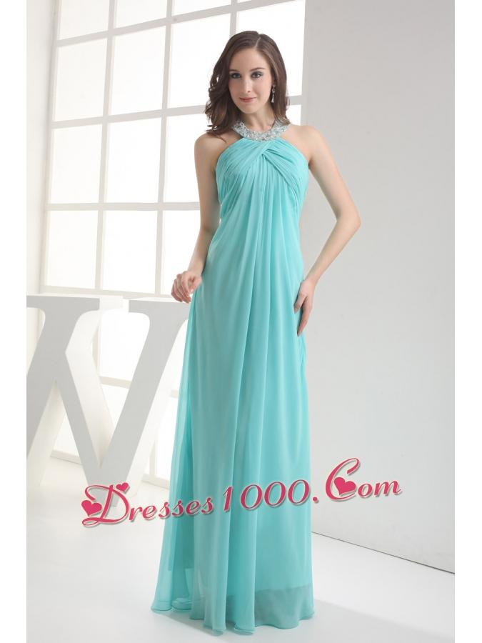 Halter Top Prom Dresses For Sale 94