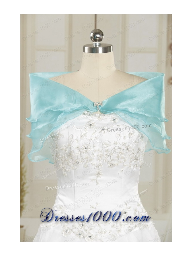 Elegant Multi Color 2015 Quinceanera Dresses with Beading and Ruffles