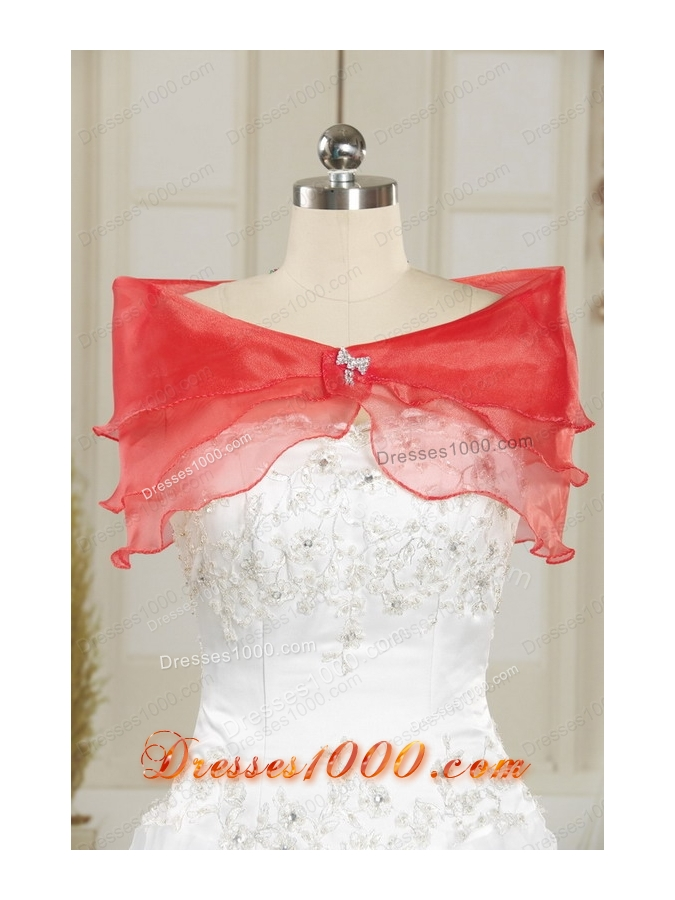 2015 Fashionable Wine Red Sweetheart Quinceanera Dresses with Embroidery