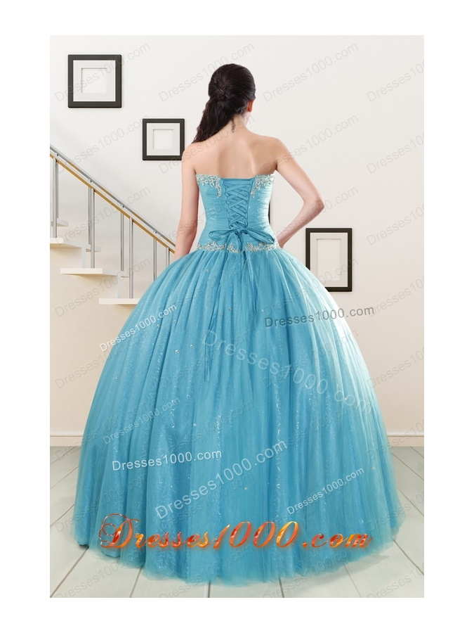 Cheap Sweetheart Ball Gown Quinceanera Dresses
