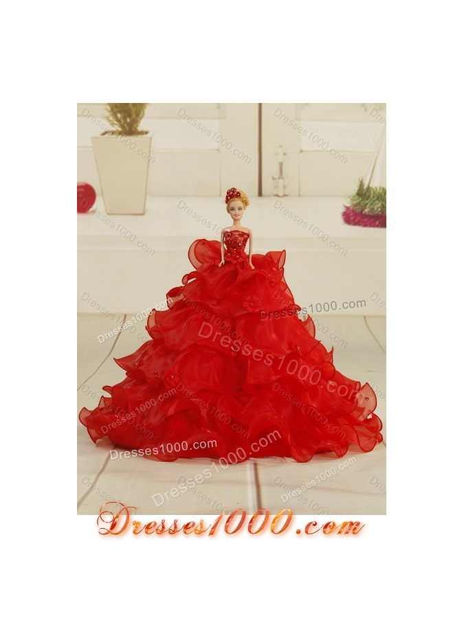 2015 Affordable Sweetheart Quinceanera Dresses with Beading