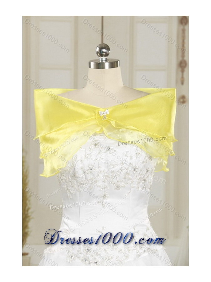New Style Strapless Multi Color Quinceanera Dress with Beading and Embroidery