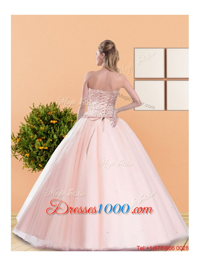 New Style Quinceanera Dresses with Beading