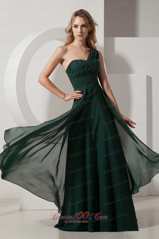 Reviews of different dresses dark green prom dress