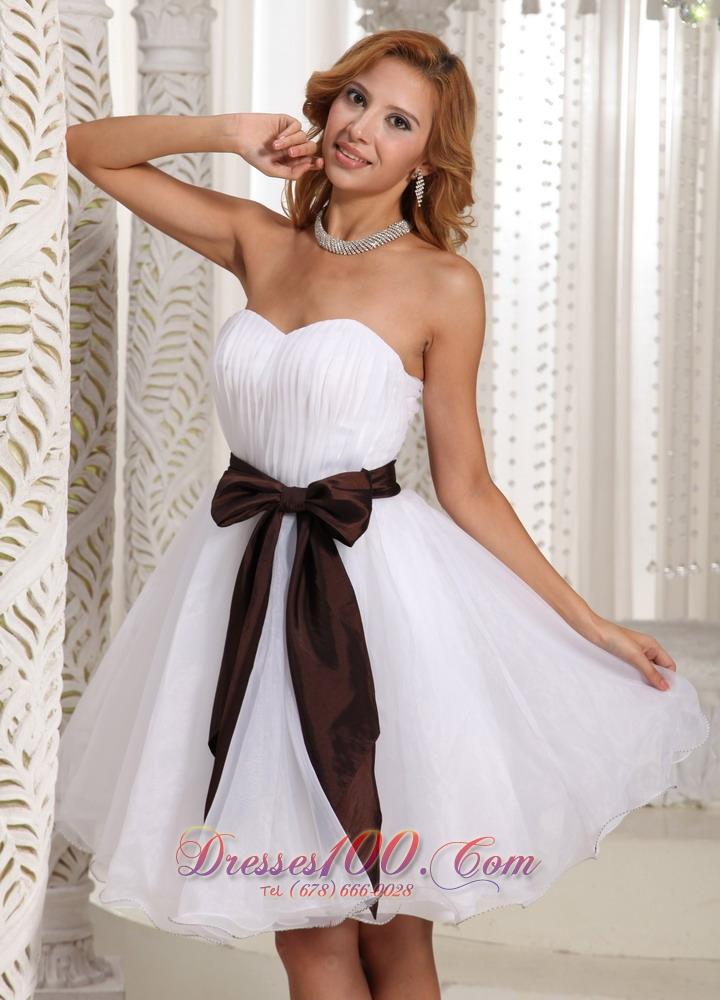 Similiar White Dama Dresses Keywords