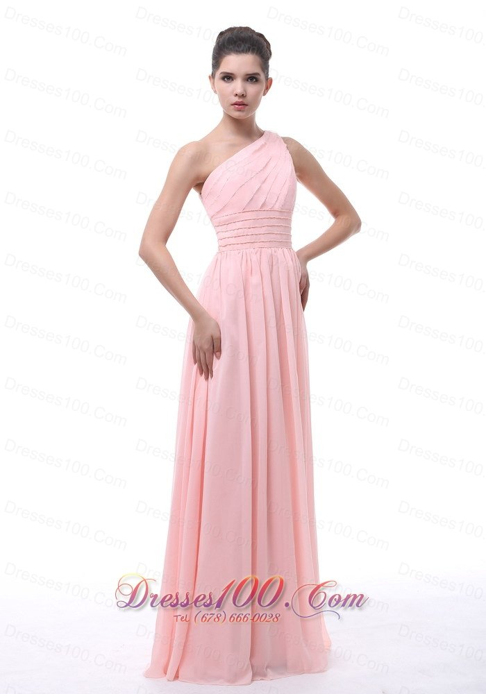 Plus Size Light Pink Bridesmaid Dresses Homecoming Prom Dresses